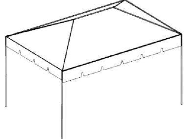 Canopy 10' x 15'