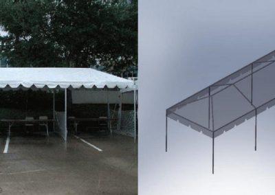 Canopy 10' x 30'