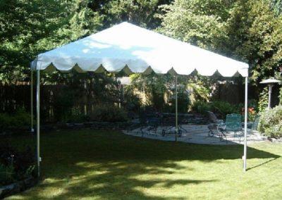 Canopy 15' x 15'