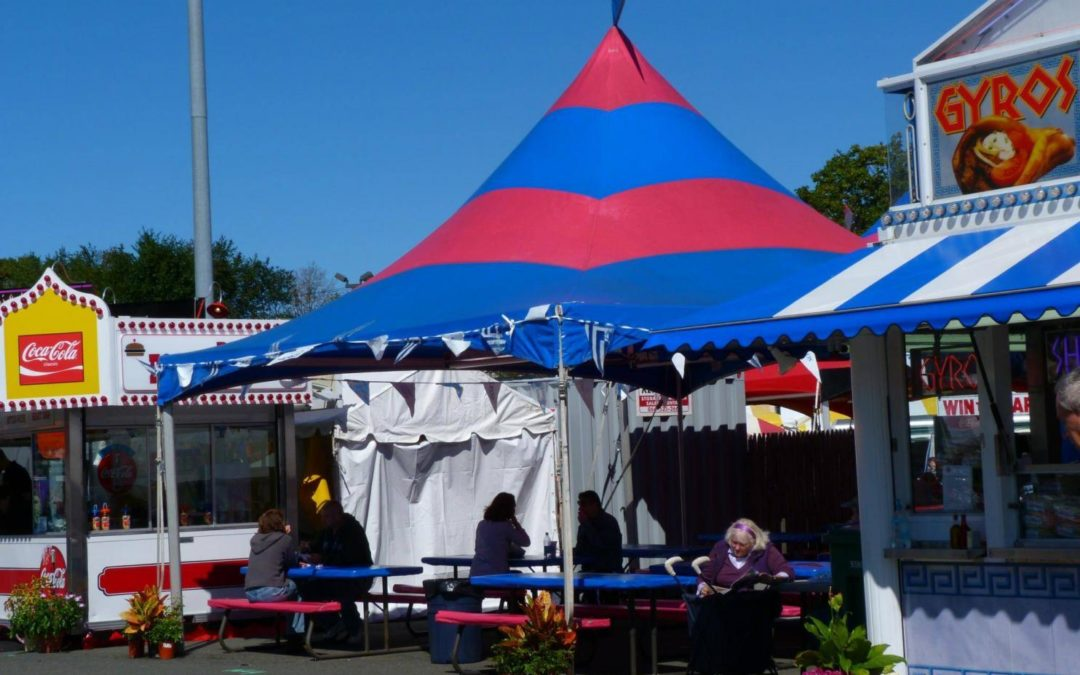 4 Important Considerations For Picking The Right Canopy Tent For Your Event