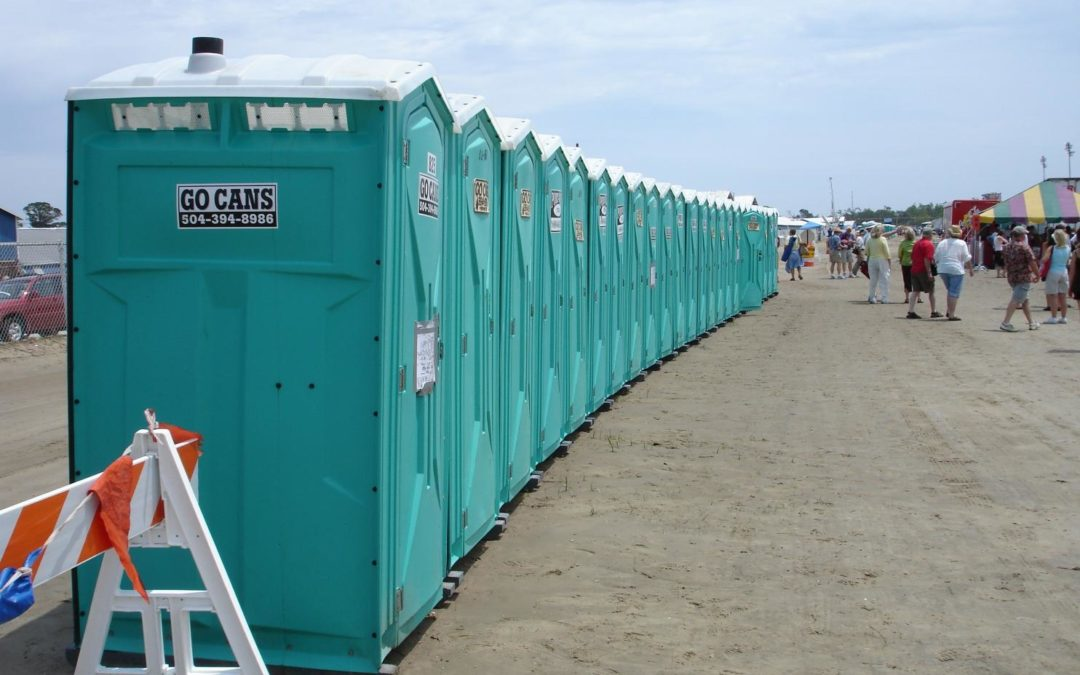 5 Tips for Efficient Portable Toilet Use at Your Upcoming Event
