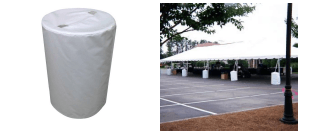 55 Gallons Drum Covers