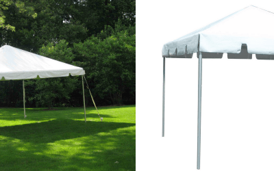Canopy 10' x 10' (Set up required)