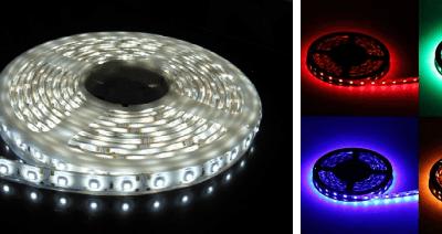 Tiny White/Coloured Lights – LED String