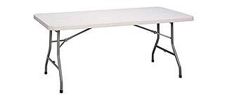 Rectangular Folding legs Tables