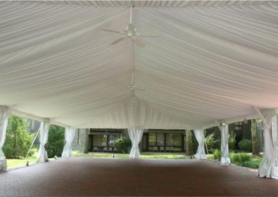 Tent Liners (top drape)