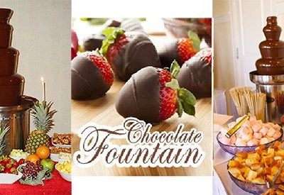 ONE Chocolate Fountain Package