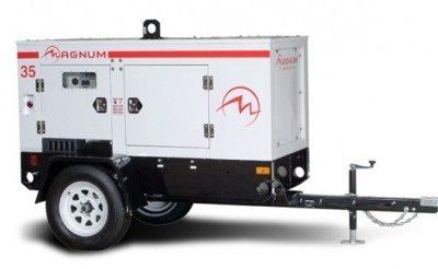 Towable Generator 35 Kw