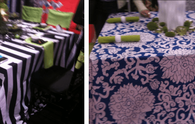 """SQUARE tablecloths for a 48"""" square table – Pattern Design"""