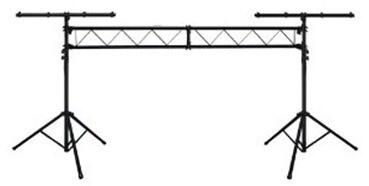 Lighting 10ft.Trussing System (Black)