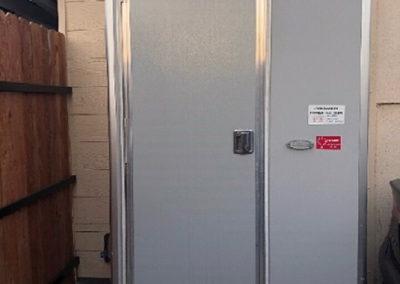 VIP Single Unit portable toilet