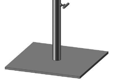 Umbrella Base – Metal