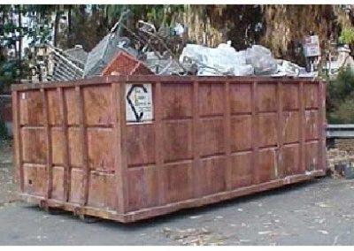 Garbage collector bin