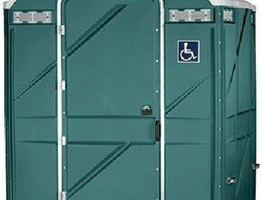 Handicap (ADA) portable toilets
