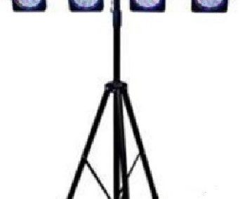 SPECIAL PACKAGE – 4 LED Par Can 64