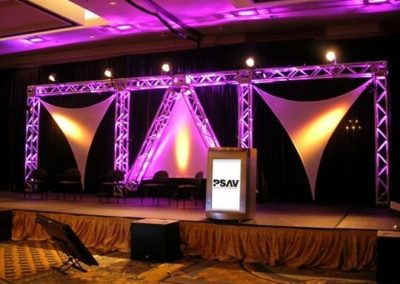 Stage truss ARCHES